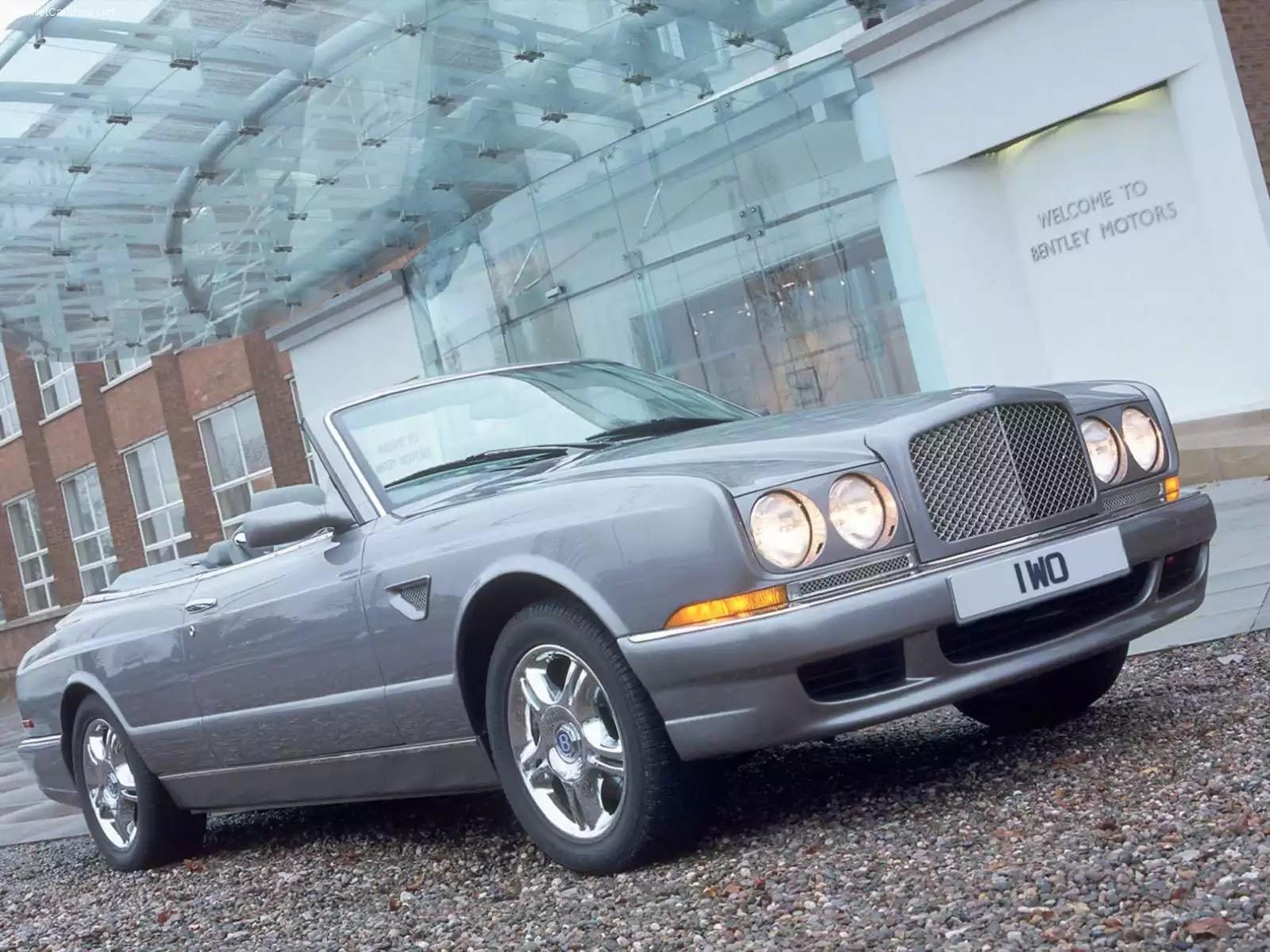 Hình ảnh xe ô tô Bentley Azure Final Series 2003 & nội ngoại thất