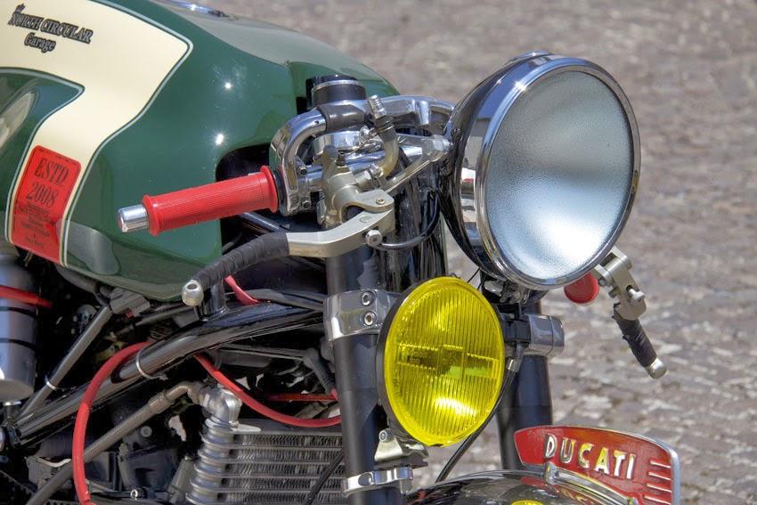 Ducati La Permalosa by Unique Cycle Work