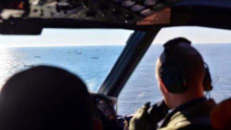 """En el """"Día de la Armada Argentina"""" la EA6E realizó un VCTM"""