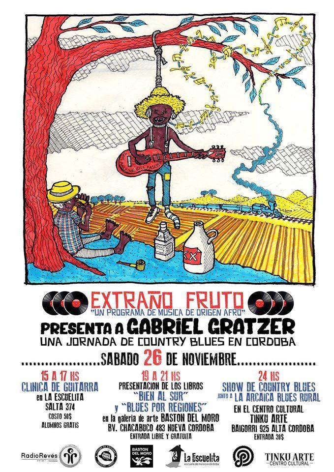 Gabriel Grätzer en Córdoba