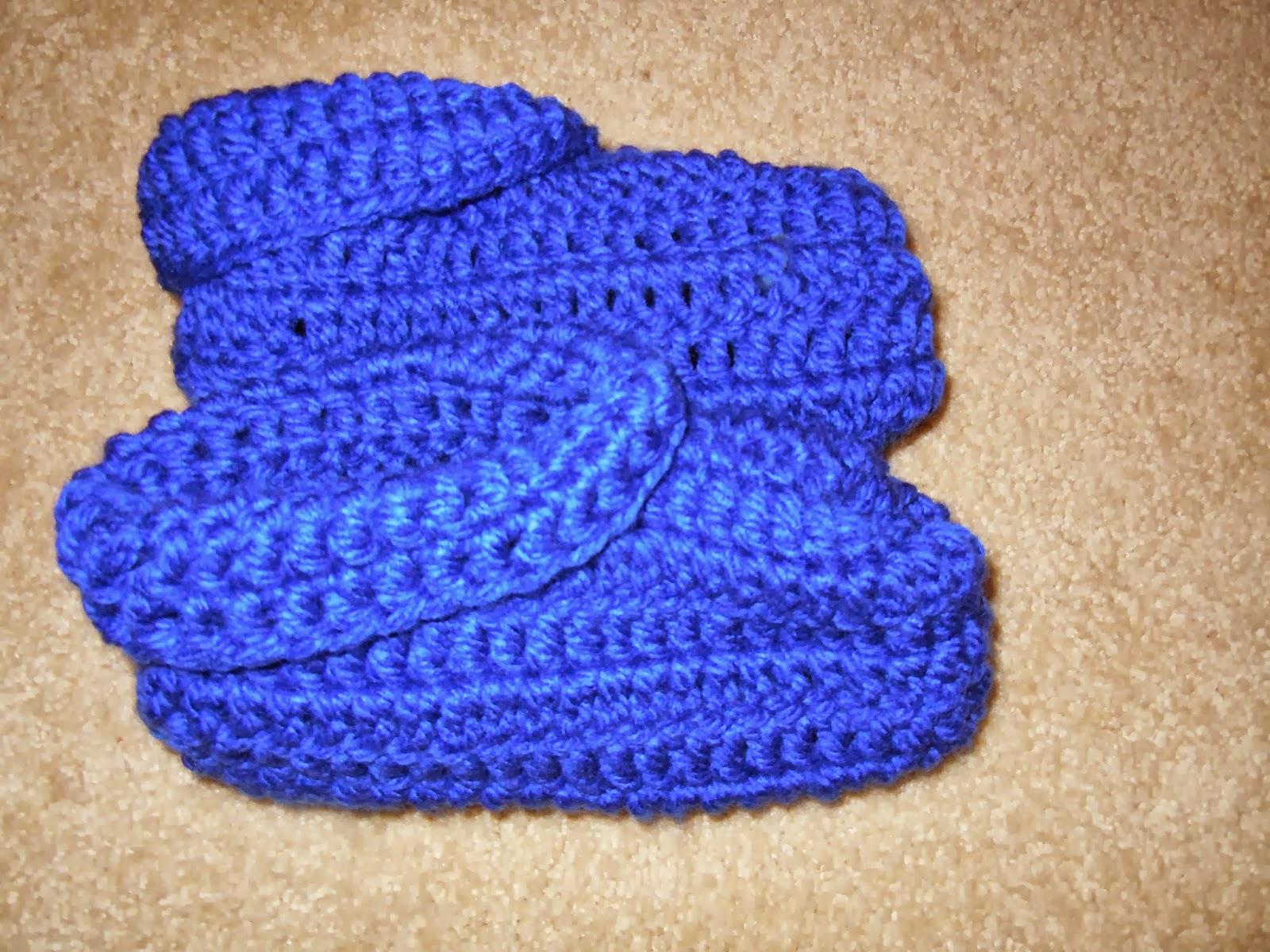 crochet slippers for beginners - photo #25