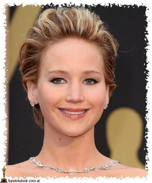 cortes de pelo 2014 Jennifer Lawrence