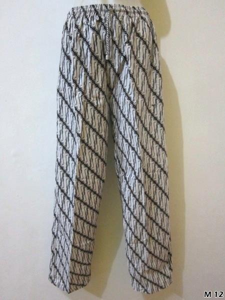 Celana Batik M12