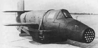Bachem BA349 Natter Fighter