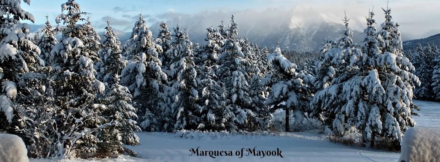 Marquesa of Mayook