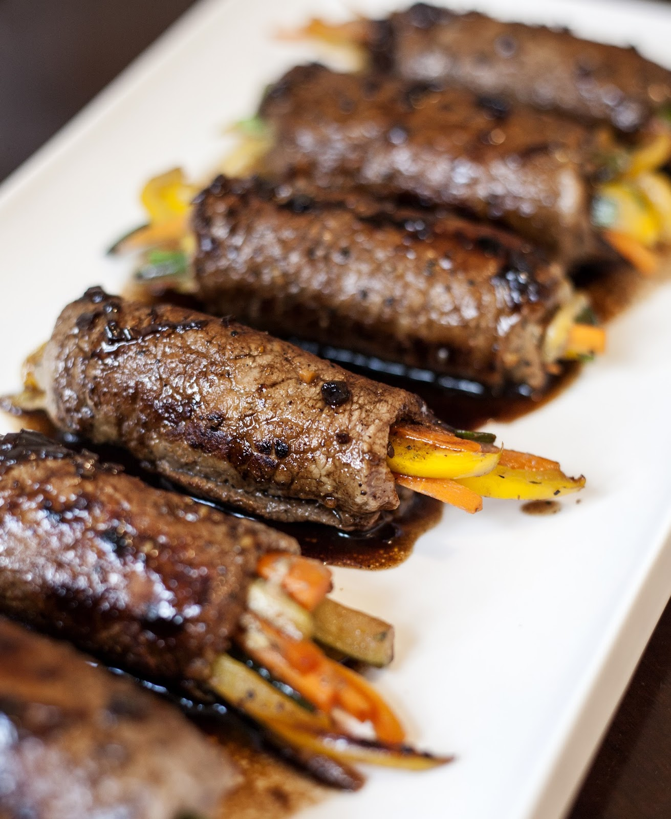 Steak With Shallot, Butter & Balsamic Sauce Recipes — Dishmaps