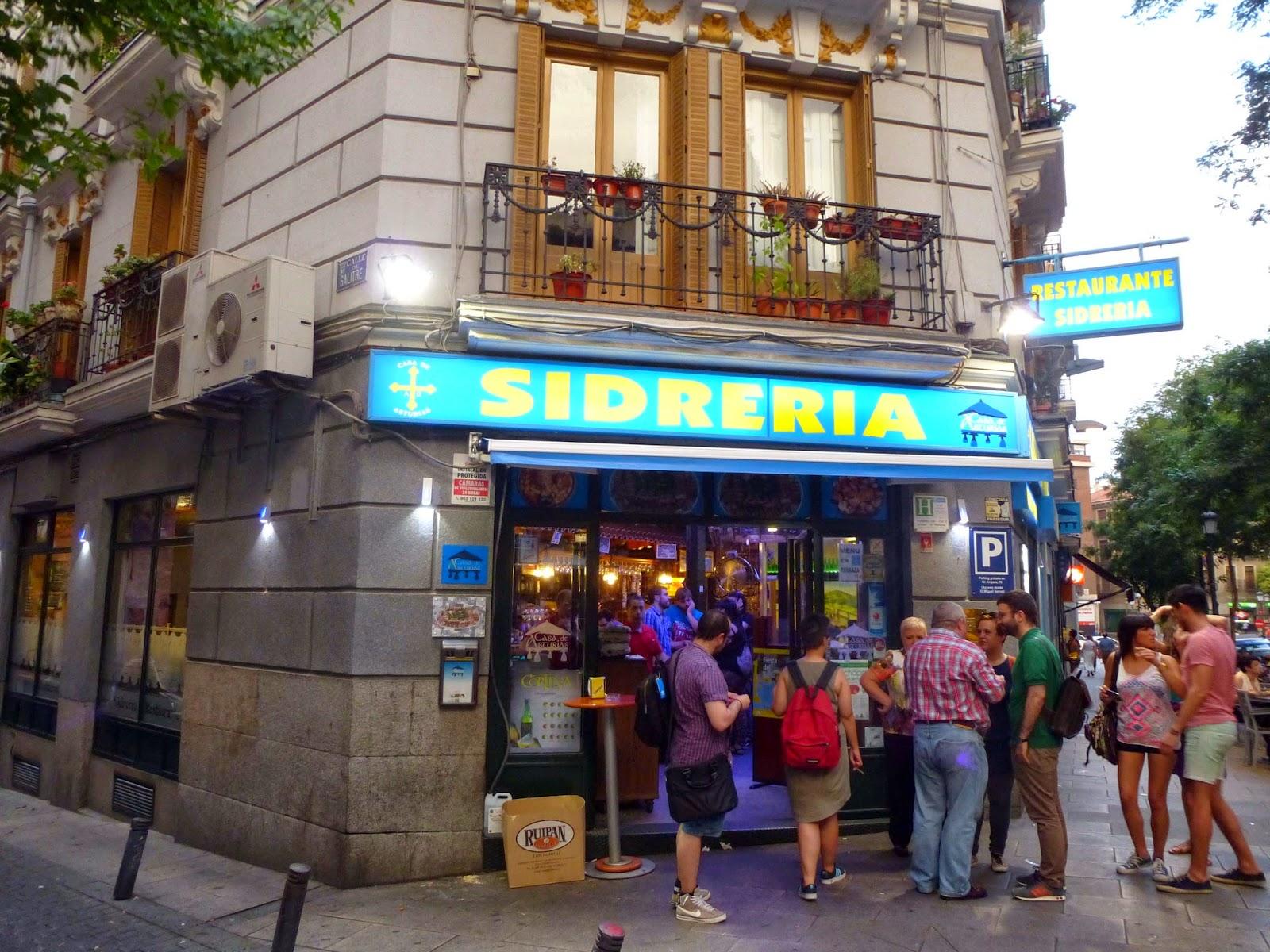 Tabernomaquia casa de asturias for Oficinas padron madrid