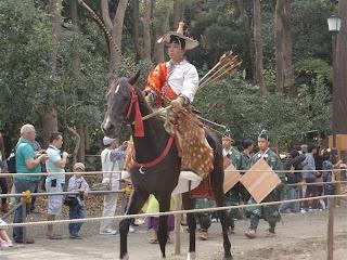 流鏑馬(鶴岡八幡宮例大祭)