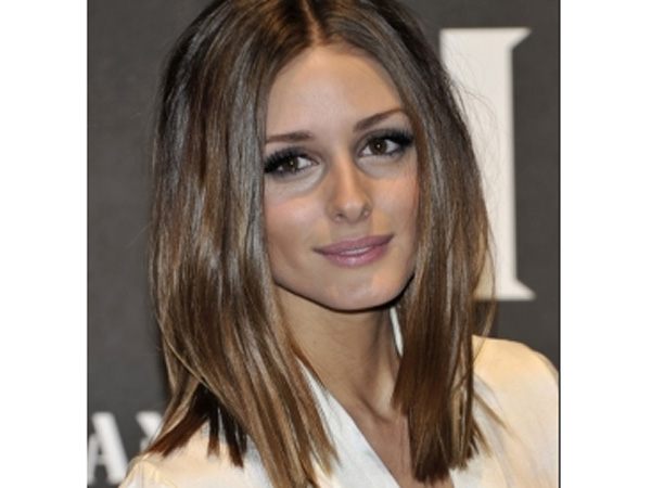 Style Short Hair And Straight Hair Like Olivia Palermo Model Is Very