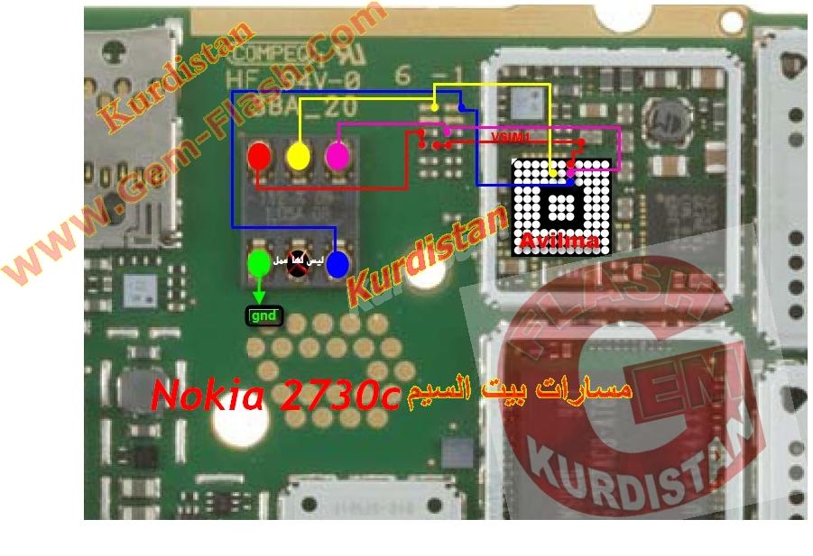 Gsmbrw  All Nokia Mobile Diagrams Mobile Repairing