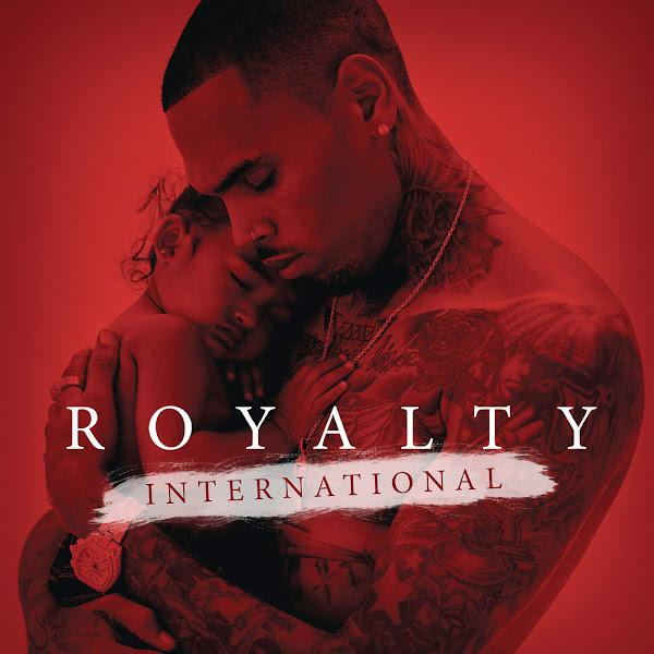 Chris Brown - Royalty International - EP Cover
