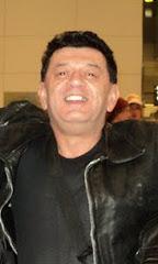Autor en Buenos Aires-Rosario -Santafe y Paraná en abril -Mayo del 2011