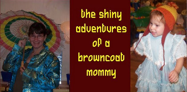 The Shiny Adventures of a Browncoat Mommy