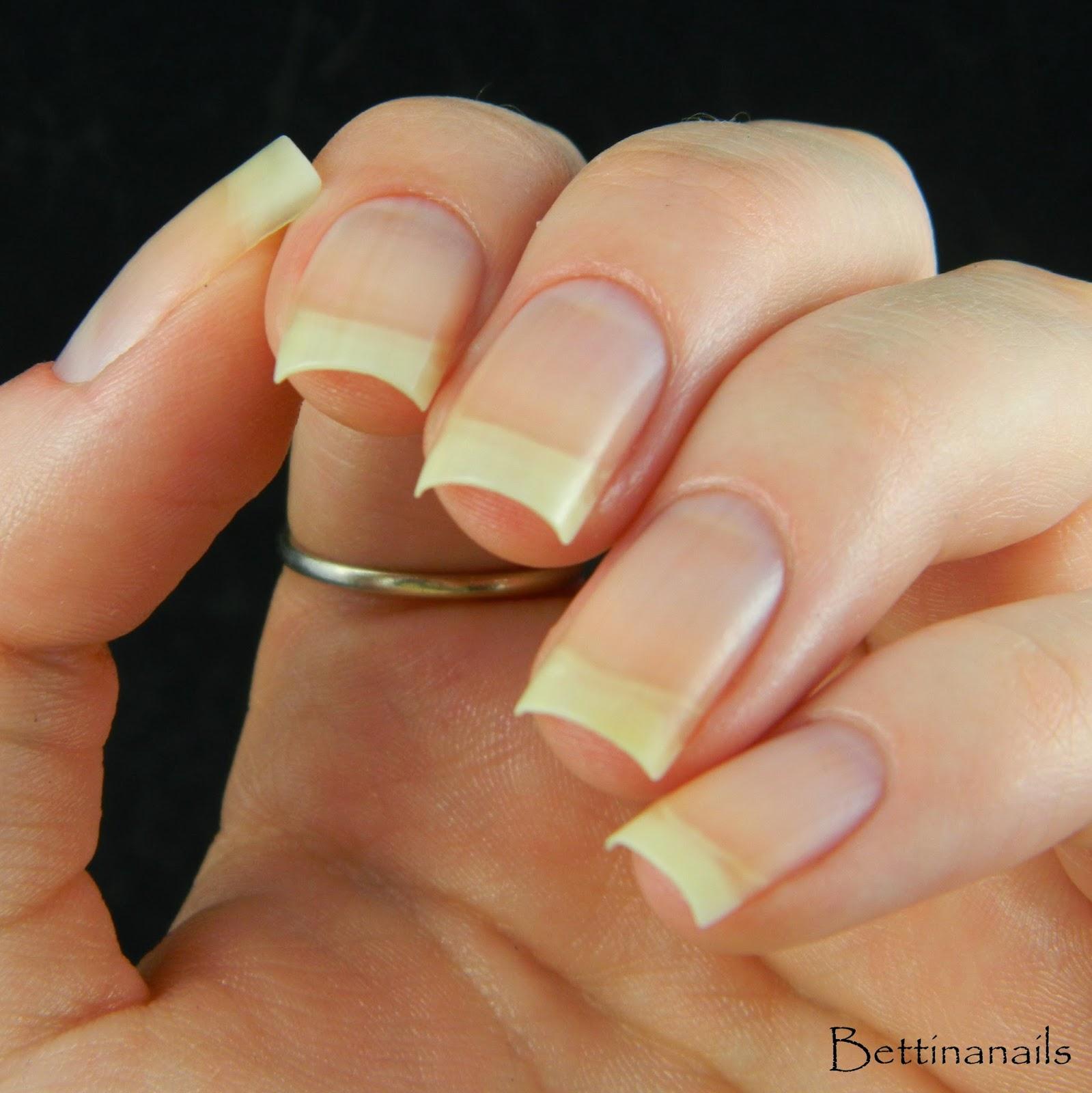 Bettina Nails My Nail Care Routine