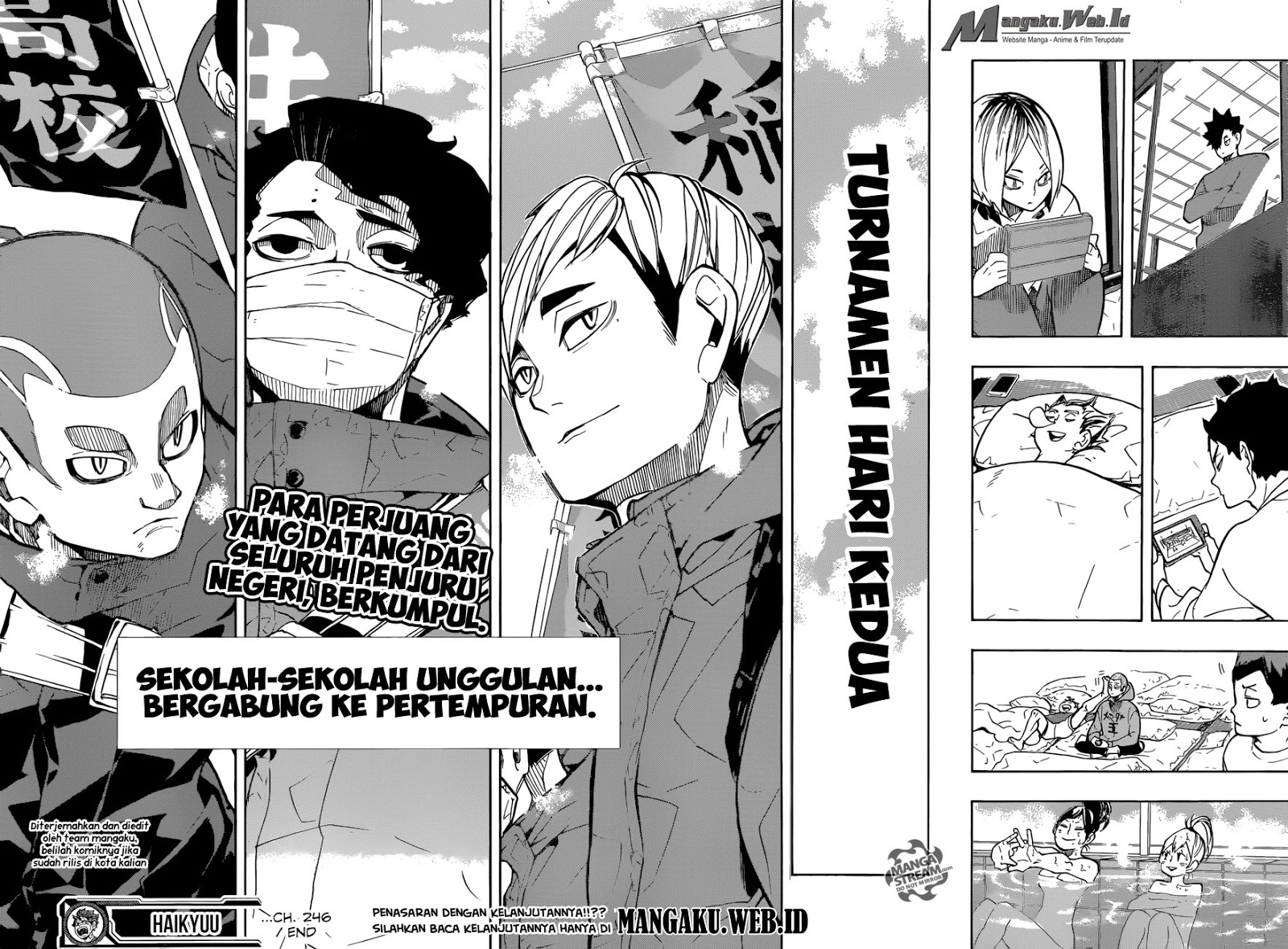 Haikyuu!! Chapter 246-17