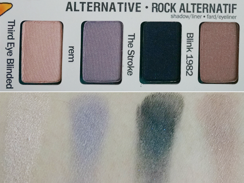 TheBalm Balm Jovi Rockstar Palette - Alternative