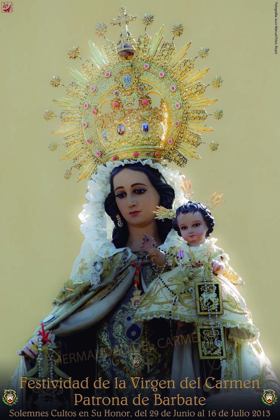 Cartel de los Cultos 2013