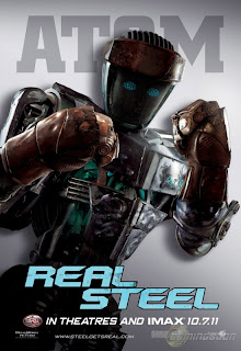 Cahgor Real Steel Bluray 720p