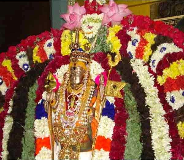 8. धनदायुथपानी स्वामी मंदिर, पलानी (Dhandayuthapani swamy temple, Palani)