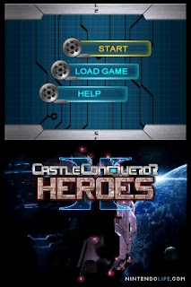 castle conquerors heroes 2 screen 4 Castle Conquerors Heroes 2 Soon To Release On DSiWare