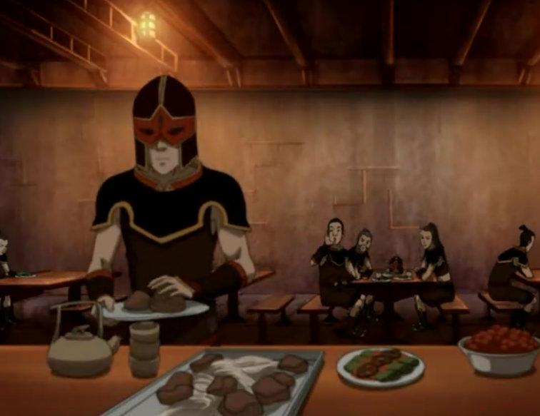 Avatar la leyenda de aang libro 3 fuego capitulo 14 la for La roca completa
