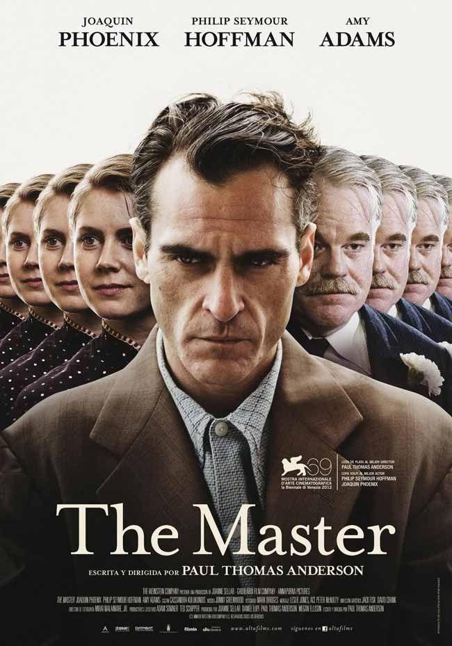 The Master [2012] [Dvdrip] [Español Latino]