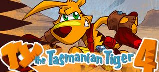 TY The Tasmanian Tiger 4 Coming To Steam | Inside Games Asia