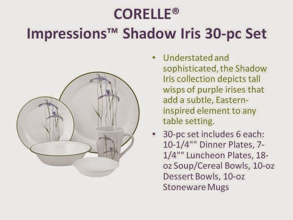 30 pc Set Corelle