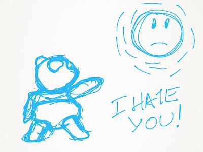 Me too, bear. Me too.