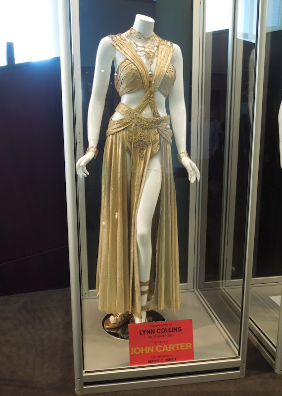 Dejah Thoris John Carter movie costume