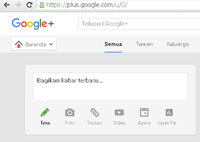 Keunggulan Google Plus