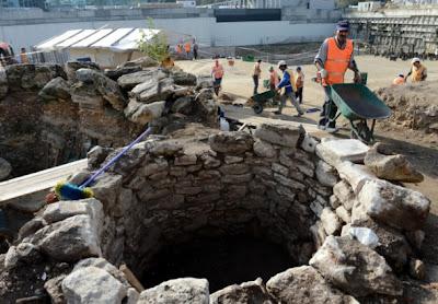 Yenikapı excavations to finish