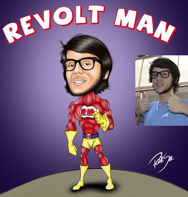 revolt man