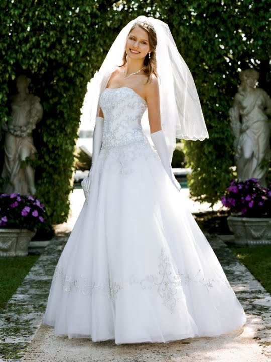 davids bridal wedding dresses 2011