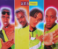 MN8 - Happy (CDS) 1995