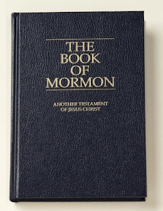 Request a FREE Book of Mormon!