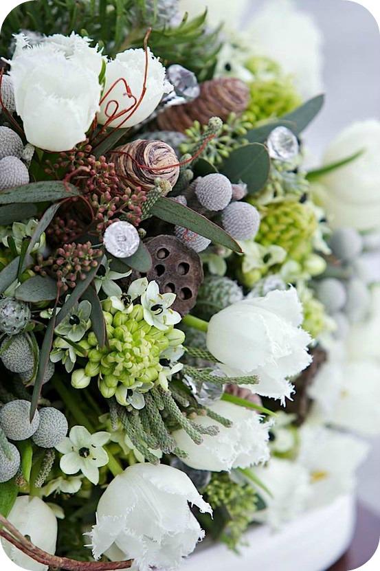 Conosciuto Why not wedding: Ispirazione invernale per un matrimonio in inverno NL15