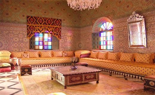 salon marocain 2014 palais