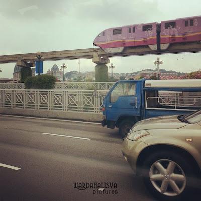 monorail sentosa island
