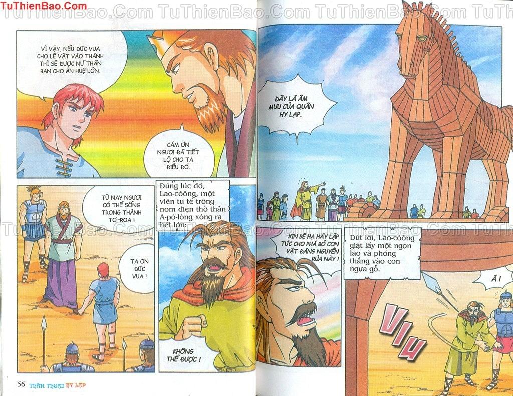 Thần thoại Hy Lạp Chapter 14 - Trang 27