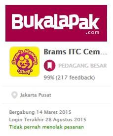 Kami di BukaLapak.com
