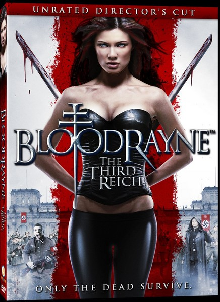 Bloodrayne The Third Reich 2010 COMPLETE NTSC [DVD-R] [FS]