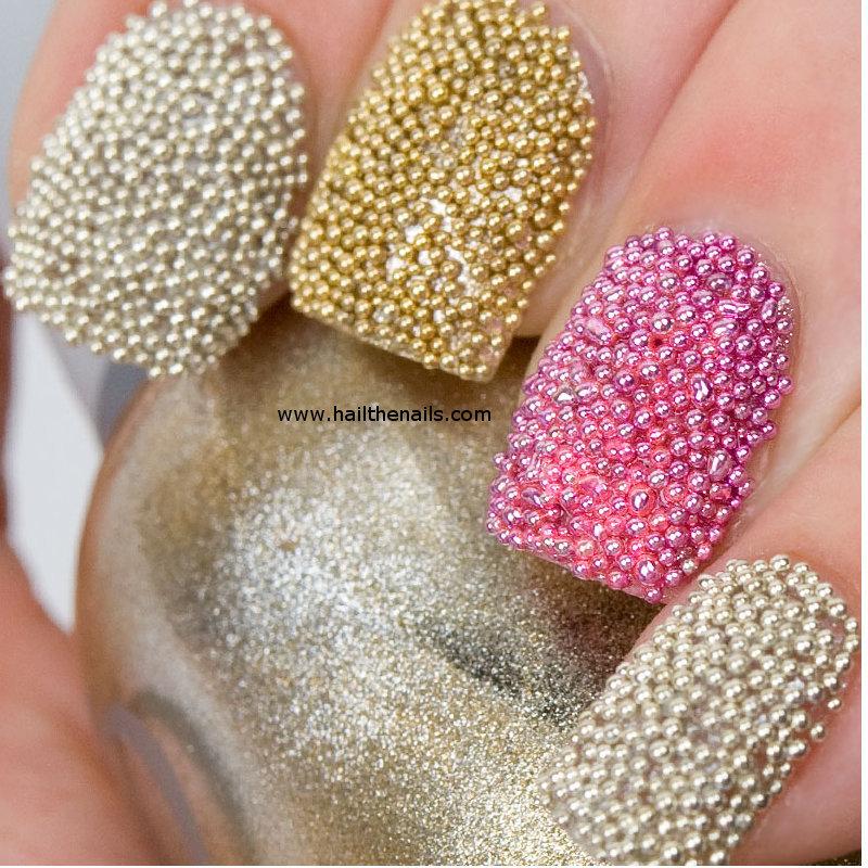 Caviar Nails: Cost-Effective Caviar Nails!