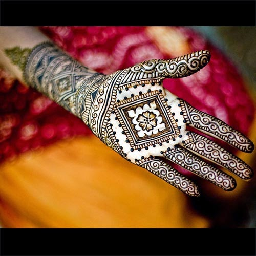 Awesome Latest Mehndi designs of #2015