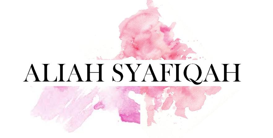 Aliah Syafiqah