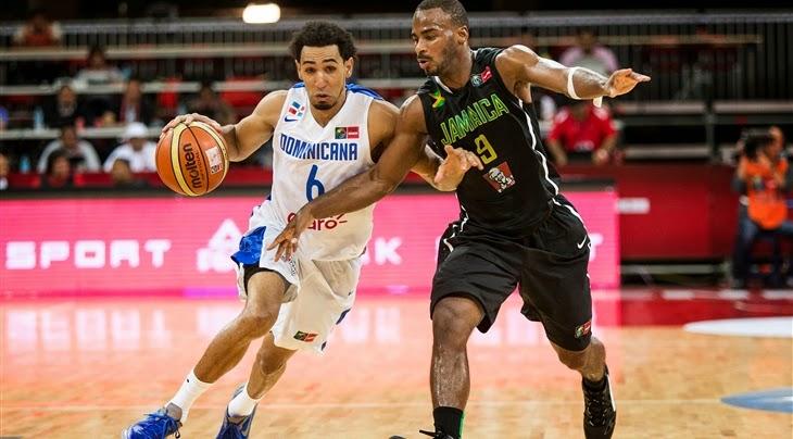 Resultado de imagen para Dominicana estará en el Grupo C en la Copa FIBA América