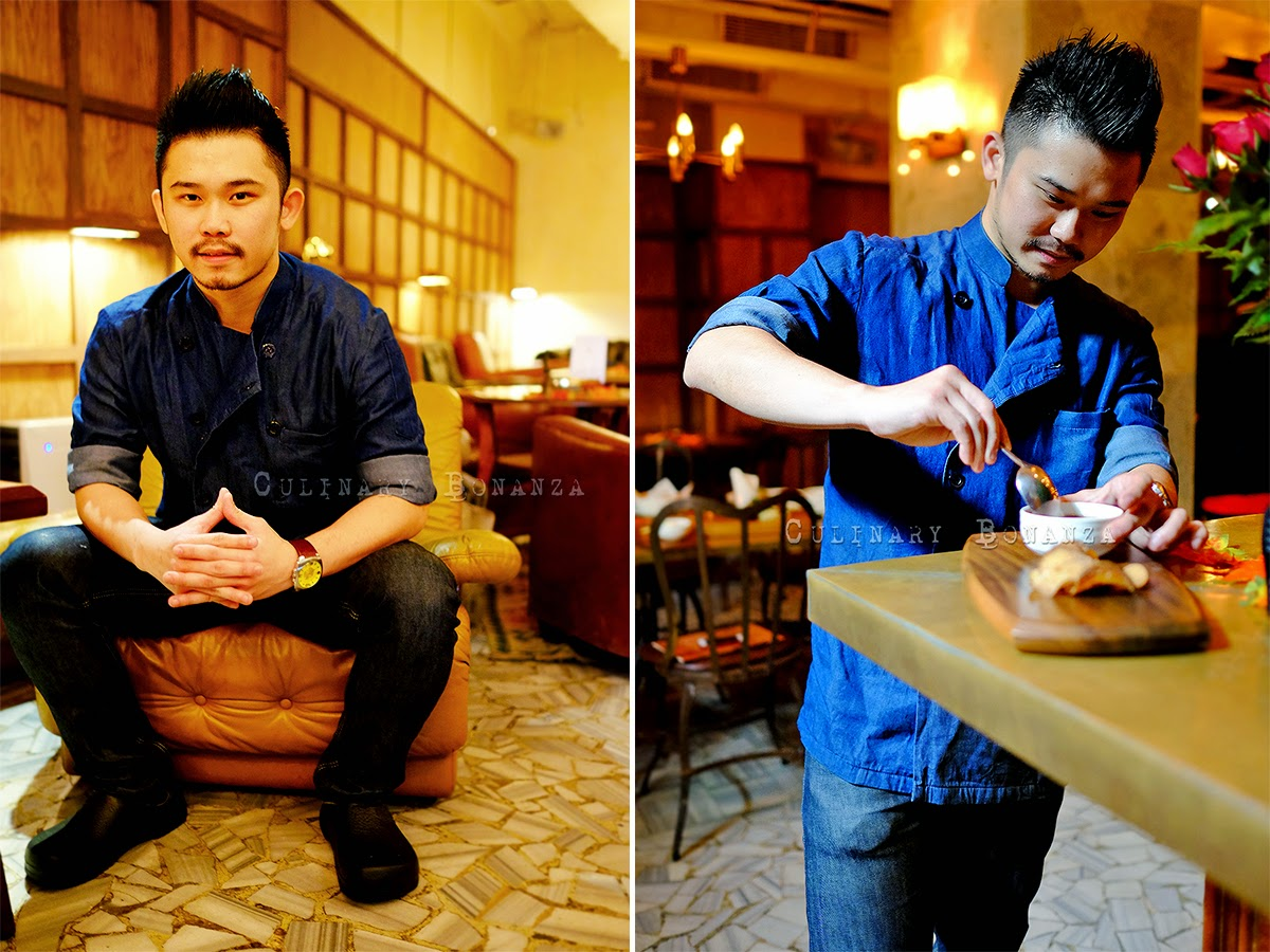 Executive Chef Edo Widjaja