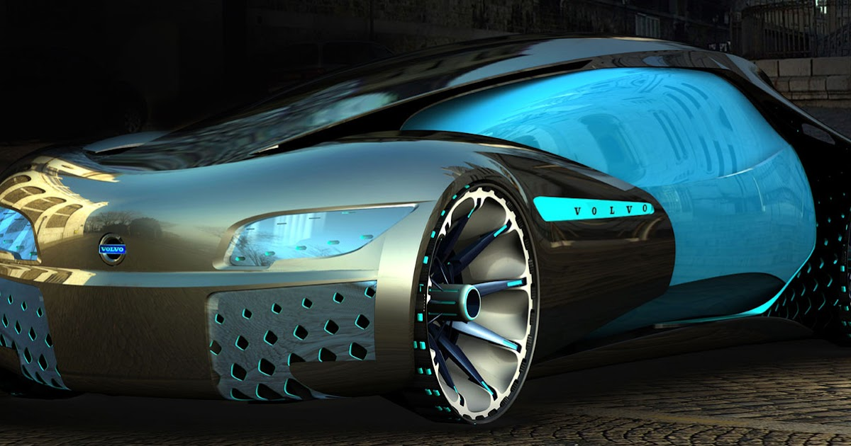 All Cars Nz 2012 Volvo Singularity Design Concept