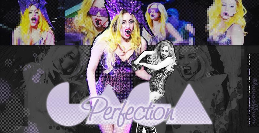 Gaga Perfection | Sua fonte de noticias sobre a cantora Lady gaga!