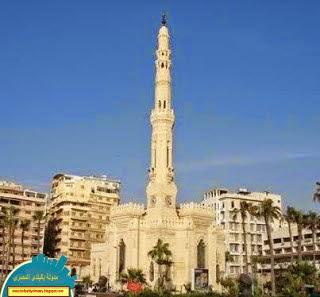 تعرف على تاريخ مسجد القائد ابراهيم بالاسكندريه وحمل شاشة توقف بانوراميه للمسجد وتجول داخله بحجم 3 ميجا بايت